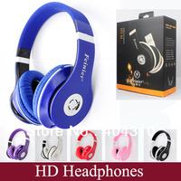 2014 6colors Fashion Hot PC Mini Studio hd Earphones/headphone headset for PC/Laptop/Tablets/Gamer Dropship 1pc sale Free ship