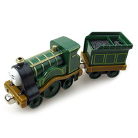 T0067 Diecast Magnetic THOMAS and friend The Tank Engine take along train metal children kids toy gift Emily with truck