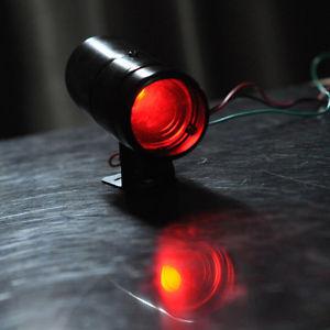 FAVOR Black Adjustable Tachometer RPM Tacho Gauge Shift Light Red LED 1000 11000(China (Mainland))