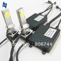 New Arrival 3200LM H1 50W High Power Led Headlight Car Driving Car Led Lamp Fog Light Free Shipping