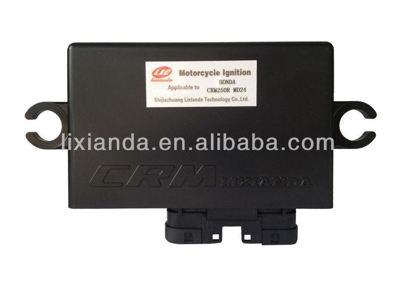 Intelligent digital ECU CDI unit CRM250 MK2 CRM250R MD24 for Honda(China (Mainland))