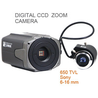 Security CCTV Indoor cameras focusing bolt 650TVL 940nm Star Light Night unvision infrared camera