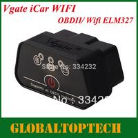 Original Vgate iCar Wifi ELM327 OBDII/ Wifi ELM 327 Auto Diagnostic interface with Free shipping