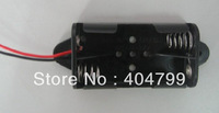 2pcs, 2 X 18650  BATTERY HOLDER CASE CONNECTOR  FREE SHIPPING
