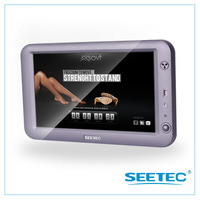 7 inch  embedded industry  PC  Win CE 6.0 windows  touch terminal  USB &RS232 touch interface (wifi  bluetooth are optional)
