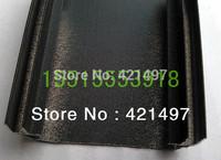 50mm  black color Aluminium profile for LED light box