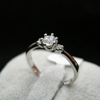 Wedding ring diamond ring  20ah