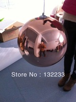 New year 2014 New  pendant modern lamp Tom Dixon copper Shade mirror ball Pendant glass Lamp Diameter 40CM Free Shipping L11-40
