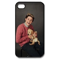 Free shipping Music & Singer Series Protective Hard Case Cover for iPhone 4 & 4S - 1 Pack - One Direction - Niall Horan 5-gift