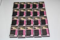 Wholesale Beauty Match 4 sizes False Eyelashes Extension Professional Makeup Kits Natural Lashes 0.1C Thick #8/10/12/14mm Length