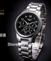Classic Men's automatic mechanical watches Fashion watch waterproof wishwatches