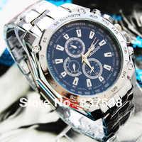 2014 New business men full steel quartz watch,fashion Casual design high quality MW23 Freeshipping