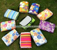 Waterproof outdoor large picnic mat 200*150cm,folding camping sleeping ground mats,children play cushion mat pad,free shipping