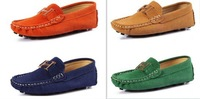 2014 sales of children's shoes, leather shoes, boy and girl H brand Doudou shoes free shipping size 26-35