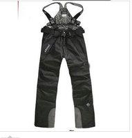 Charge ski pants outdoor sports pants pants waterproof thickening warm lady ski pants