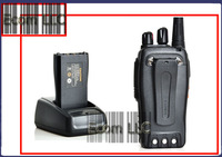 2pcs 1 pair  New walkie talkie 5W 16CH UHF BF-888S two-way Radio Interphone Transceiver Mobile Portable