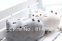 Pusheen shape Cat big pillow cushion biscuits 5 Colors Gray Pink 30*40cm Pusheen Plush Toy Gifts Decoration Home Free Shipping