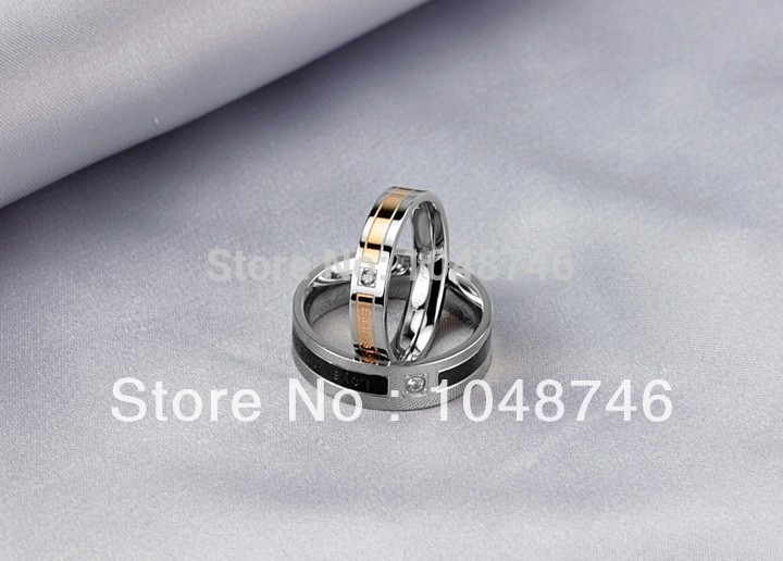 The wholesale supply of ring life guard lovers ring GJ145(China (Mainland))