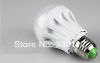 Free 100pcs Bubble Ball Bulb AC85-265V 3W 5W 7W 9W 12W E27 High power Energy Saving LED Globe Light Bulbs Lamp Warm/Cool White