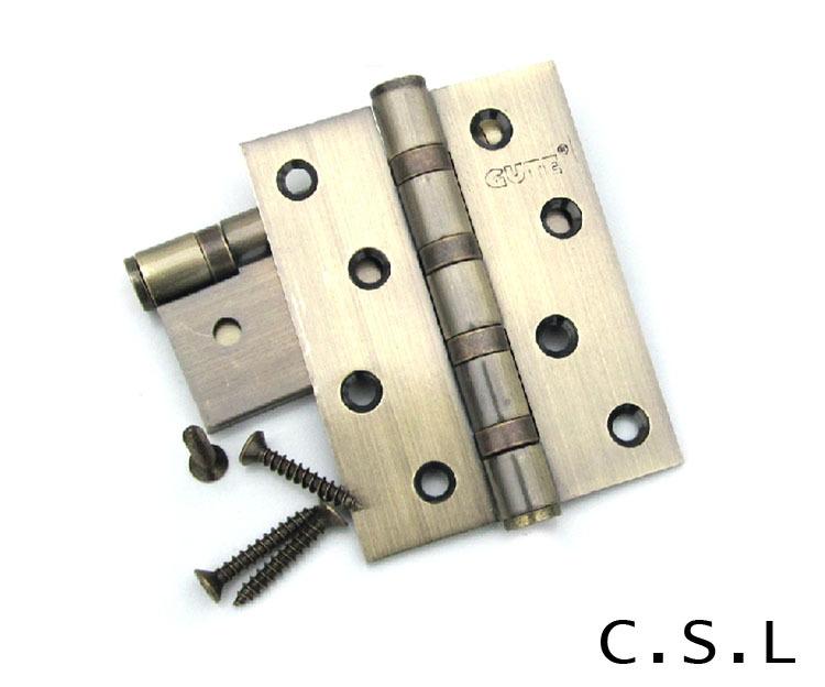 Furniture Design Security Stainless Steel Door Hardware Hinge 4*4*3(China (Mainland))