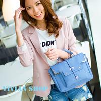 2013 spring candy color casual all-match women's handbag shoulder bag messenger bag handbag
