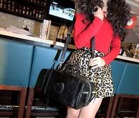 Magazine version of the peach heart personalized vintage handbag messenger bag the box women's handbag shaping bag