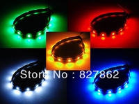 Waterproof Flexible LED Strip 5050SMD 150pcs(30led/meter) IP65 red/blue/yellow/green/ Warm White/cool white -5 meters