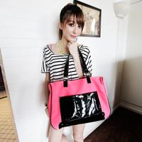 Vivian women's handbag neon color 2013 women's bags new arrival one shoulder cross-body