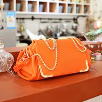 2013 women's handbag dimond plaid chain bag portable shoulder bag cross-body bag fashion women's bag