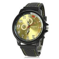 New arrival russian military sports watch three eyes quartz watch