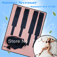 Free Shipping Adult Game Sexy Bed Sex Swing ,Sex Products , Adult Games Sex Toys Black 139-004