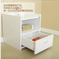 Modern bedside cabinet fashion brief cabinet drawer cabinet floor cabinet storage cabinet corner cabinet