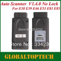 Auto Scanner V1.4.0 Never Locking for E38 E39 E46 E53 E83 E85 Auto Scanner 1.4.0 with Free Shipping