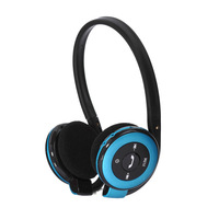 Card bluetooth wireless headset, stereo headset with answer earphone headphone MP3 player
