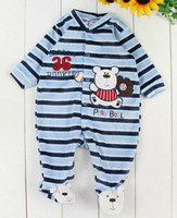 NEW Infant Sleepers Daddy's 36 ROOKIE 3~12months (104484)