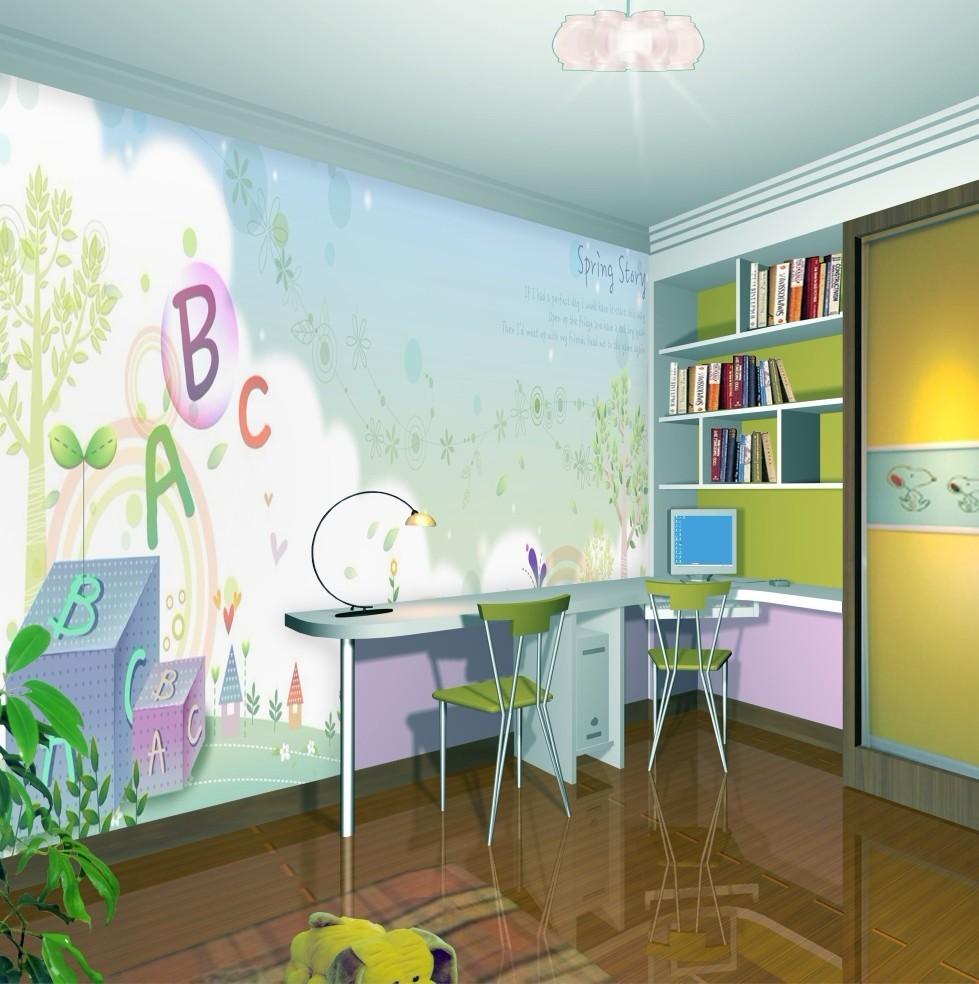 Digital mural wallpaper promotion online shopping for for Digital mural wallpaper