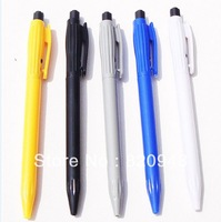 Free Shipping Plastic Pen Gift Office Business Ad Logo Printed Custom Ball point Company Cheap Advertising Promotion Pen