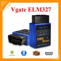 Mini V1.5 ELM327 ELM 327 OBD2 Bluetooth Interface Auto Car Scanner obdii obd ii Diagnostic Tool works on Android Windows Symbian