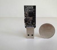 Freeshipping Minimum nRF51822 Dongle2 USB bluetooth 4.0 (BLE) development board