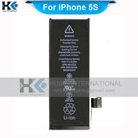 100% Test 10pcs battery For iPhone 5S 1560 mAh Batterie Batterij Bateria