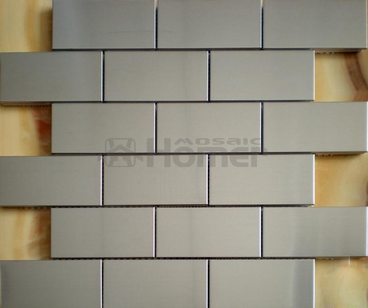 Online get cheap stainless subway tile aliexpress com