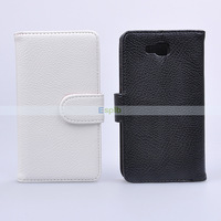Wallet Stand Design Case for LG L9 II Phone Bag Cover Luxury Book with Card Holder
