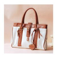 Korean Style fashion bag women handbag PU leather Handbag woman Shoulder bags white for shopping bag