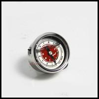 Fuel Pressure Regulator Gauge /oil gauge Sliver color   FPRGN