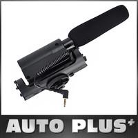 New Condenser Photography Interview Recording Microphone for Canon Nikon Camera DSLR DV SGC-598
