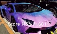 Panoramic sky map change color film car body color change film body protective film Graffiti Stickers Foil