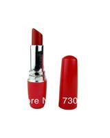 2*9.5cm waterproof seducing red lipstick vibrator, wireless vibrating bullet, dildo vibrator masturbation sex toy for women s184