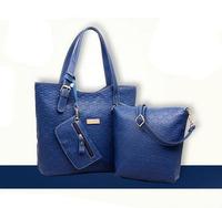 Women Genuine Leather Bag in Totes Cowhide Handbags Bolsa Vintage Shoulder Bags Leisure Messenger Bags Lychee Picture-in-package