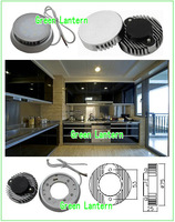 High lumen gx53 led light  for cabinet