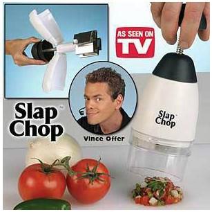 Free Shipping,Slap Chop Food Chopper machine Grater Chop,vegetable chopper,slapchop garlic triturator,as seen on tv(China (Mainland))